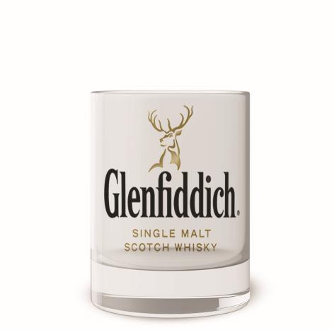 COPO WHISKY GLENFIDDICH