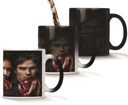 CANECA MÁGICA THE VAMPIRE DIARIES 1