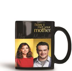 CANECA PRETA HOW I MET YOUR MOTHER 1
