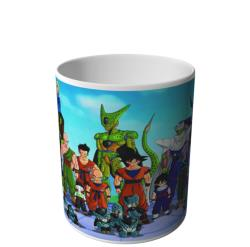 CANECA DRAGON BALL - SAGA CEU