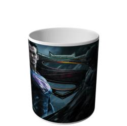 CANECA DO SUPERMAN X BATMAN