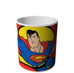 CANECA DO SUPERMAN HQ