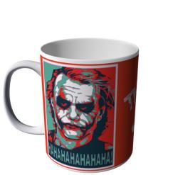 CANECA DO CORINGA THE JOKER