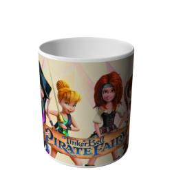 CANECA TINKER BELL PIRATE FAIRY
