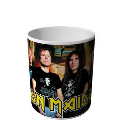 CANECA IRON MAIDEN INTEGRANTES