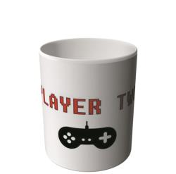 CANECA PLAYER TWO