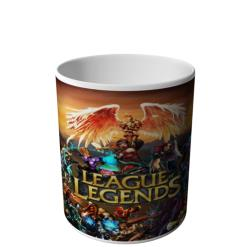 CANECA LEAGUE OF LEGENDS MOD 2