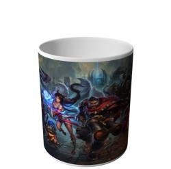 CANECA LEAGUE OF LEGENDS LUTA