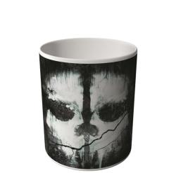 CANECA CALL OF DUTY GHOST