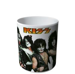 CANECA KISS INTEGRANTES