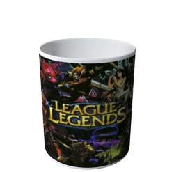 CANECA LEAGUE OF LEGENDS GAMES
