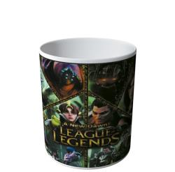 CANECA LEGENDS A NEW DAWN
