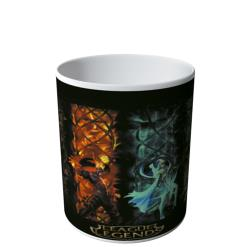 CANECA LEAGUE OF LEGENDS MAGIAS