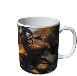 CANECA LEAGUE OF LEGENDS GLADIATOR