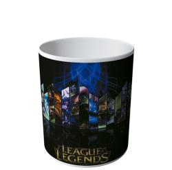 CANECA LEAGUE OF LEGENDS PODERES