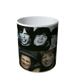 CANECA ROLLING STONES FASES