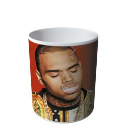 CANECA DO CHRIS BROWN 2