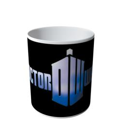 CANECA DO DOCTOR WHO
