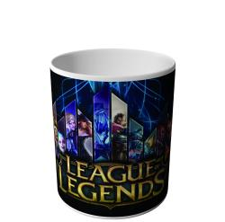 CANECA LEGUE OF LEGENDS 2