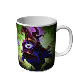 CANECA LEGUE OF LEGENDS LULU