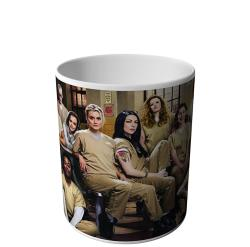 CANECA ORANGE IS THE NEW BLACK 1