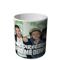 CANECA ONE DIRECTION DRAG ME DOWN
