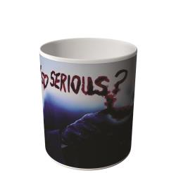 CANECA CORINGA WHY SO SERIOUS