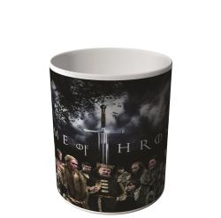 CANECA GAME OF THONES PERSONAGENS