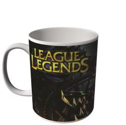 CANECA LEAGUE OF LEGENDS MOD 3