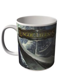 CANECA LEAGUE OF LEGENDS MOD 4