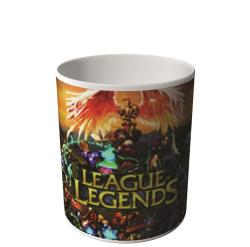CANECA LEAGUE OF LEGENDS MOD 6
