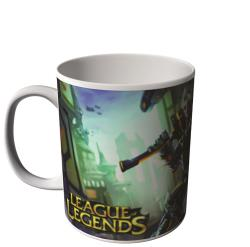 CANECA LEAGUE OF LEGENDS MOD 7