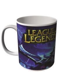 CANECA LEAGUE OF LEGENDS MOD 8