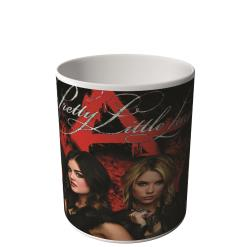 CANECA PRETTY LITTLE LIARS MOD 4