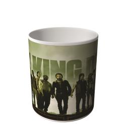 CANECA THE WALKING DEAD MOD 4