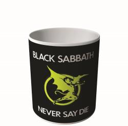 CANECA BLACK SABBATH NEVER SAY DIE
