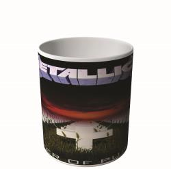 CANECA METALLICA MASTER OF PUPPETS