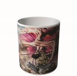 CANECA ATTACK ON TITAN 3